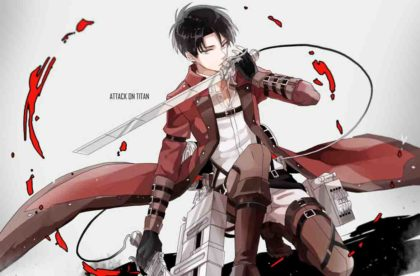 levi ackerman facts