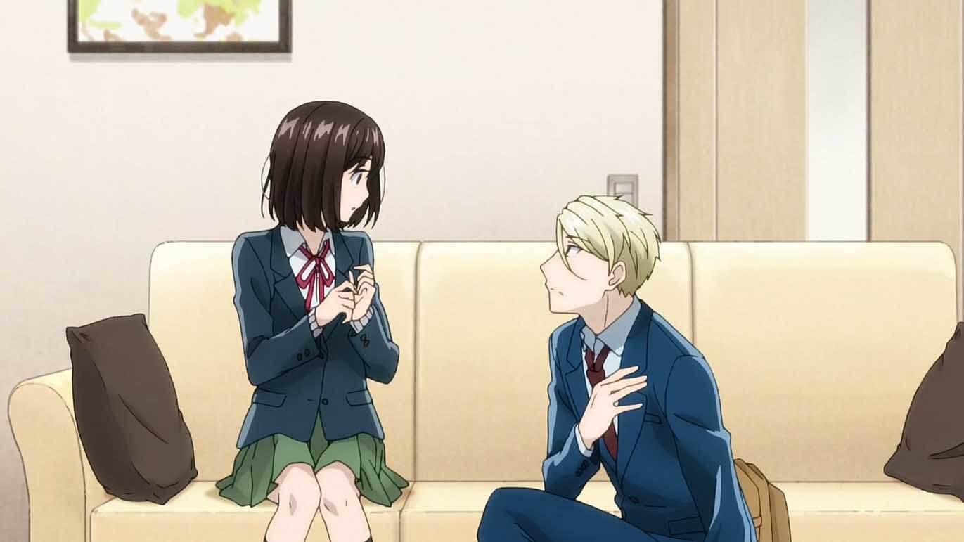 Anime like Koikiko It's too sick to call this love