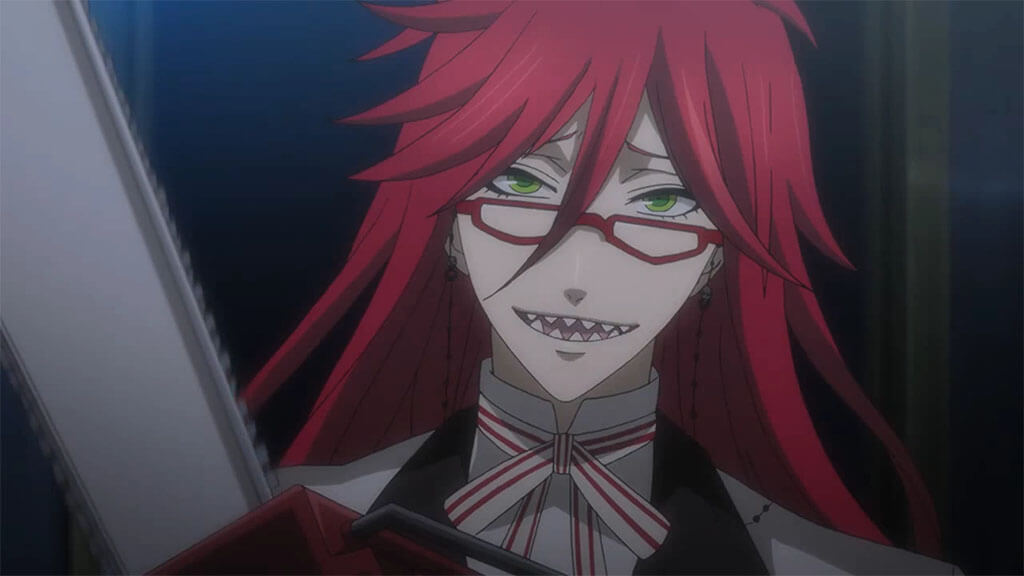 Anime Girls with red hair