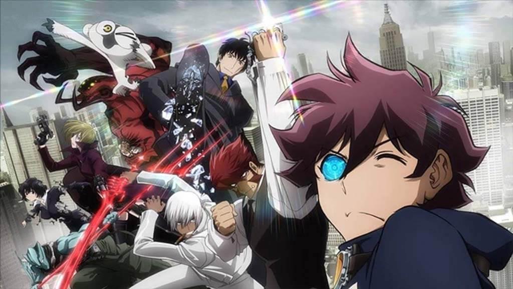 Anime like Vanitas no Karte